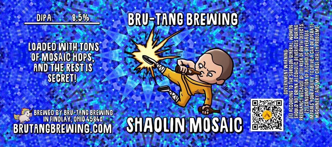 Shaolin Mosaic