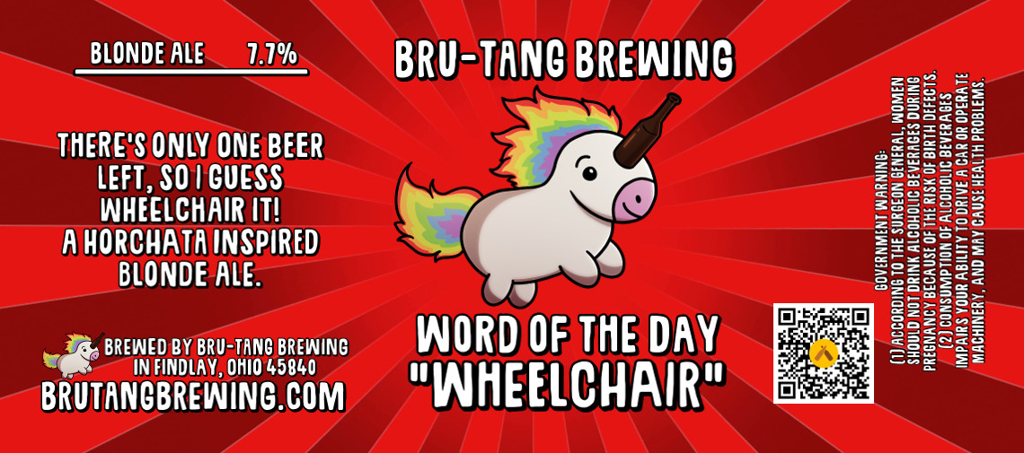 Word of the Day Wheelchair