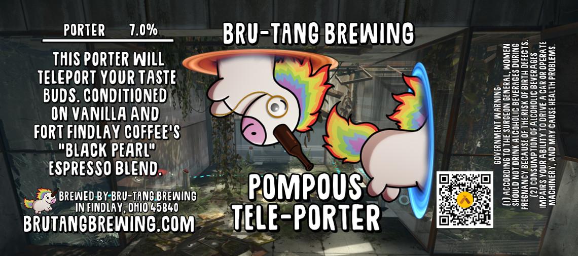 Pompous Tele-Porter