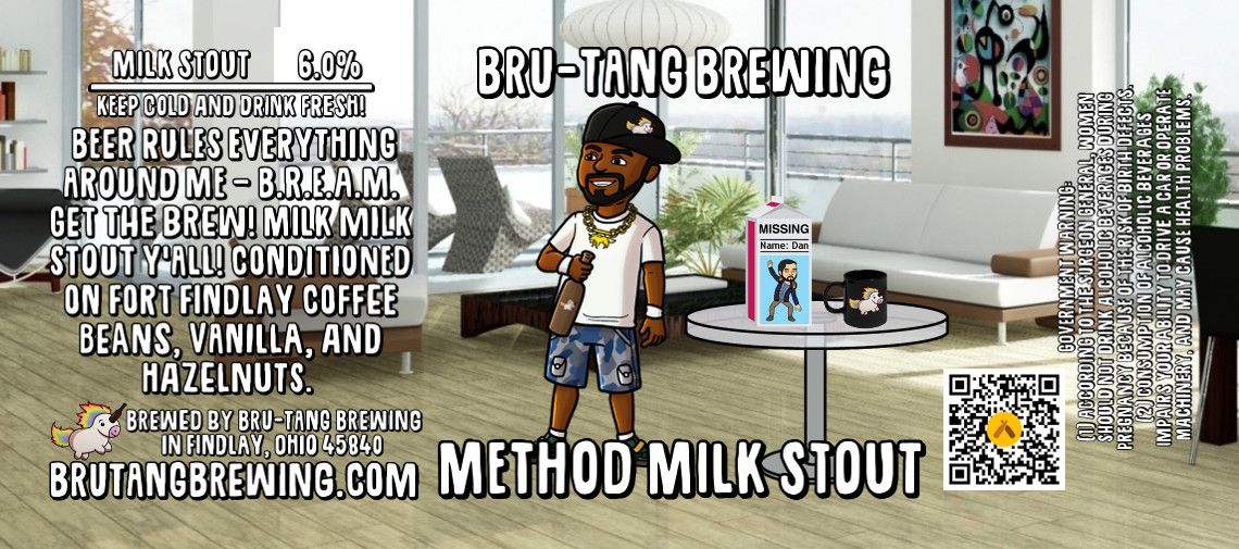 Method Milk Stout
