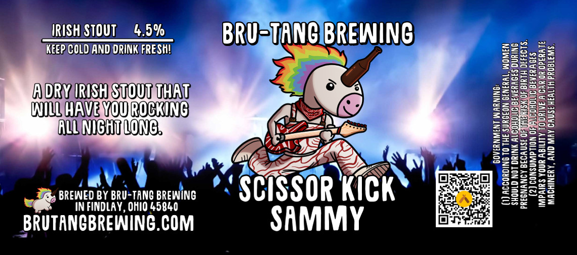 Scissor Kick Sammy